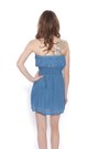 Blue Chicshopca Dresses