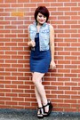 Navy-lei-vest-black-mossimo-wedges