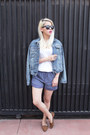 Sky-blue-gap-jacket-blue-zara-shorts-white-gap-t-shirt
