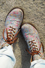 White-bear-forever-21-hat-light-blue-flower-pattern-boots