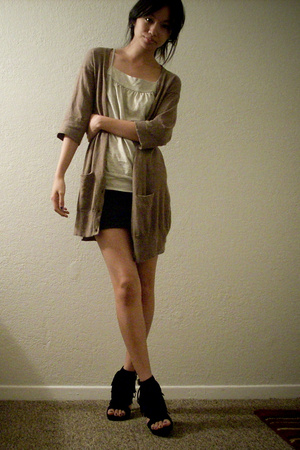 Gap sweater - Jeffrey Campbell shoes