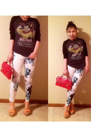 floral Metaphor leggings