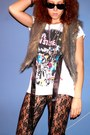 Oviese-leggings-new-yorker-vest-new-yorker-t-shirt-h-m-necklace-ray-ban-