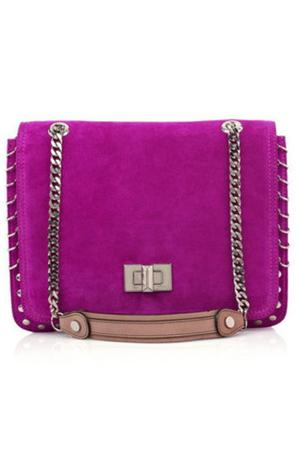 purple Emilio Pucci purse