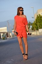 etxart&panno dress - Mango sandals - Primark bracelet