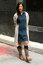 City Girl in Cowboy Boots