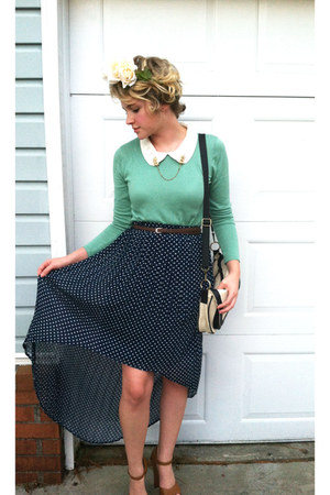 polka dot Target skirt