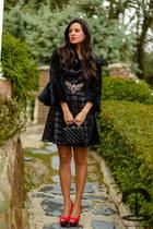q2 dress - Lolita Blu heels