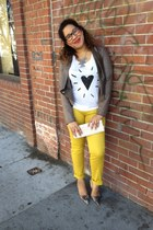 yellow Crossroads Trading jeans