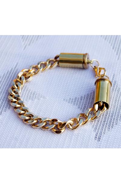 gold Crossroads Trading bracelet