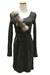 charcoal gray crossroads dress