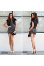 Nude-bamboo-shoes-silver-sequined-dress-just-me-dress