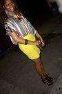 Orange-necesary-clothing-blouse-gold-h-m-skirt-black-alice-and-olivia-shoes-