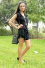 Black-steve-madden-shoes-black-vintage-purse-black-express-accessories-gol