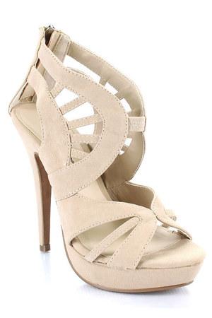 neutral UrbanOG heels