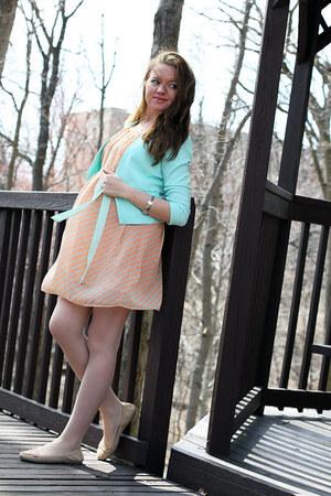 Langford Market dress - H&M blazer