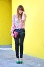 Black-waxed-denim-jeans-brick-red-sm-accessories-purse