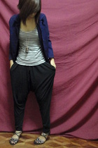 Zara top - Terranova pants - new look shoes
