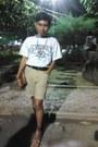 No-brand-t-shirt-mirota-batik-sandals
