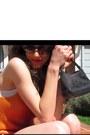 H-m-shorts-h-m-shirt-coach-bag-steve-madden-sandals-prada-glasses