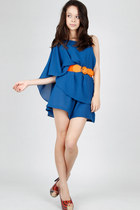 Raven Toga DIDD Rompers