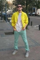 I love colour!