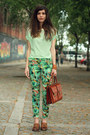 Vintage-bag-topshop-loafers-zara-pants-h-m-necklace