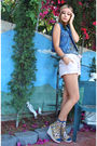 Vintage-guess-vest-downtown-la-fashion-district-shoes-anthropologie-socks-