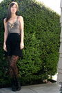American-apparel-top-thrifted-skirt-anthropologieogie-tights-thrifted-boot