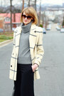 Black-lamarthe-bag-ivory-plaid-vintage-coat