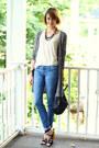 Skinny-current-elliott-jeans-studded-bag-kmrii-bag-gold-wedge-ysl-wedges