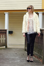 Ivory-fur-vintage-coat-black-mini-sophie-hulme-bag-ivory-lace-nolita-top