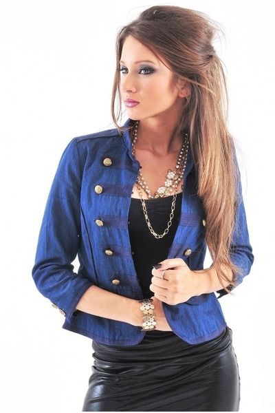 Diva Hot Couture jacket