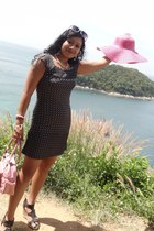 Promod accessories - Globus dress - Aldo hat - Aldo bag - Aldo sunglasses