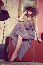 violet Pepe Jeans dress