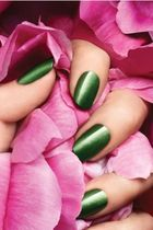 green OPI for Sephora accessories