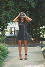 Black-motorcycle-forever-21-dress-black-hat-stssy-hat