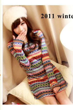 lovely handmade sweater