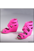 pink Dolce Vita shoes