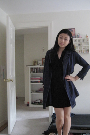 dress - Gymboree coat - Bakers shoes