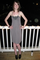 Pepper dress - bracelet - Charlotte Russe shoes