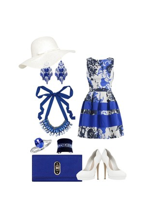 cotton Multi brands dress