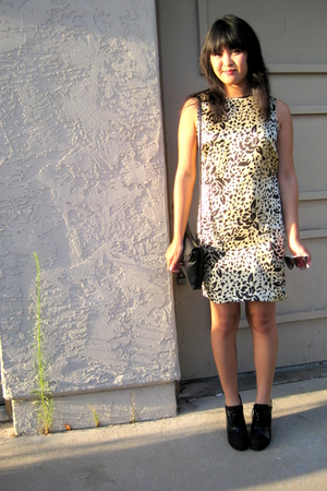Paul Frank dress - accessories - forever 21 shoes