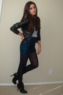 Black-h-m-jacket-gray-paper-denim-t-shirt-blue-express-scarf-black-dollhou