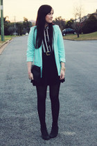 aquamarine Dotti blazer