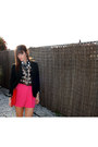 Vintage-blazer-jeffrey-campbell-boots-vintage-shorts-vintage-blouse