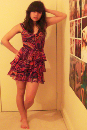 david jones dress
