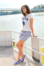 Sky-blue-sailor-pull-bear-shorts-white-cotton-zara-t-shirt