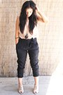 Forever21-pants-americanapparel-blouse-forever21-heels