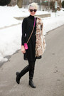 Corso-como-boots-white-plum-dress-zara-sweater-diane-von-furstenberg-bag